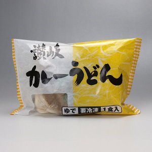 冷凍讃岐うどん(カレーうどん) 1食入り|meatpiasanuki