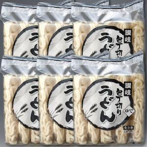 包丁切り冷凍讃岐うどん(太麺) 30食入|meatpiasanuki