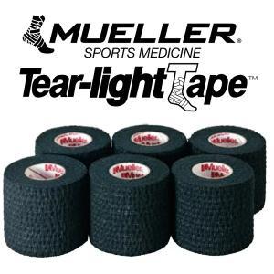 ∞ Mueller ティアライトテープ【6本セット】 ∞     (※同一色6本でのご注文となります...