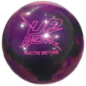 【入門におススメ!】 アップ ビート(パープル/ピンク/ブラック) ハイスポーツ ボウリングボール