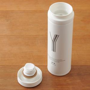 アルファベットタンブラー スリム 350ml THERMOS サーモス マグボトル 水筒 保温 保冷 直飲み タンブラー マグ おしゃれ 軽量 アウトドア BRUNO ブルーノ|mecu|04