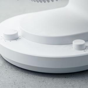 3Dターボサーキュレーター ターボモード搭載 静音 サーキュレーター 扇風機 上下左右 首振り リビング リズムモード パワフル 送風 家電|mecu|05