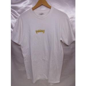 Supreme  シュプリーム ロゴTee Tシャツ サイズS メンズ ホワイト アメリカ製|medamaya