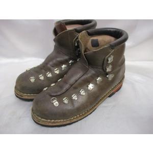 Ogura オグラ Piton Mountain Boots 27.5cm ダークブラウン系 マウンテンブーツ シューズ 靴|medamaya