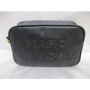 MARC JACOBS マークジェイコブス ショルダーバッグ ブラック レディース|medamaya