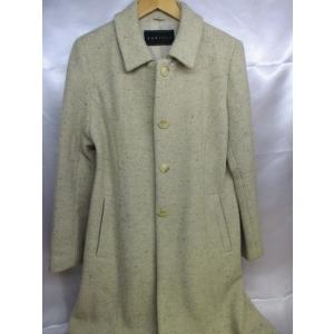 PARIOLY パリオリー 羊毛コート サイズ9AR(M程度) ライトブラウン レディース|medamaya
