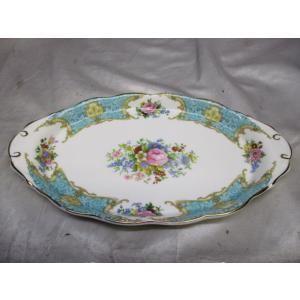 ROYAL ALBERT ローヤルアルバート レディアスコット/プレート 花柄 イングランド製 食器|medamaya