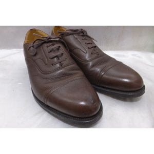 BURBERRYS バーバリーズ ストレートチップシューズ 25EE ブラウン系 靴 日本製 レザーシューズ|medamaya