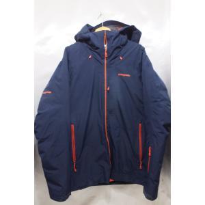 Patagonia パタゴニア プルマ ジャケット GORE-TEX ダウンジャケット サイズM ネイビー ジャケット メンズ|medamaya