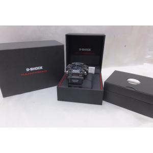 CASIO G-SHOCK カシオ ジーショック RANGEMAN GPR-B10000 シーラーアシスト GPS 箱付 ケース付 美品 ブラック 黒 腕時計|medamaya