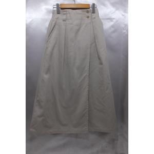 DANTON ダントン ロングスカート サイズ34 ホワイト ボトムス レディース|medamaya