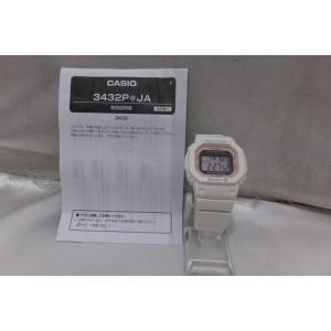 CASIO カシオ Baby-G マルチバンド6 電波ソーラー BGD-5000 動作品 ホワイト 白 腕時計|medamaya