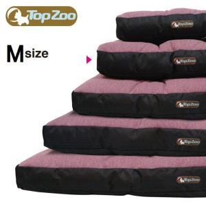 TopZoo ドゥドゥ リラックス キャンバスピンク M|mederuno-y
