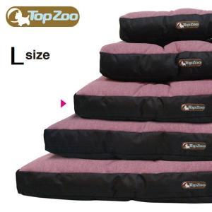 TopZoo ドゥドゥ リラックス キャンバスピンク L|mederuno-y