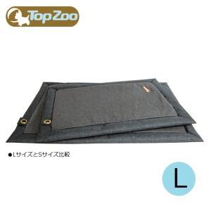 TopZoo ベーシックブランケット L|mederuno-y