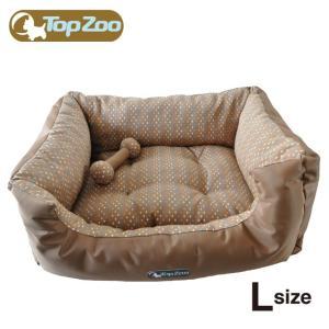 TopZoo ドゥドゥコージー チョコ L|mederuno-y