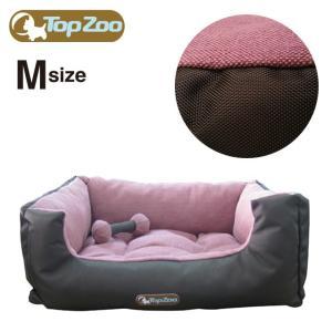 TopZoo ドゥドゥコージー キャンバスピンク M|mederuno-y