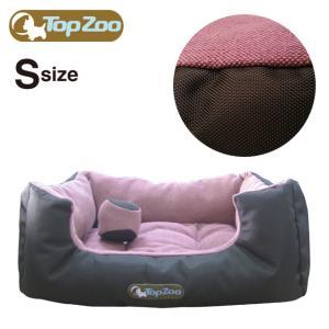 TopZoo ドゥドゥコージー キャンバスピンク S|mederuno-y