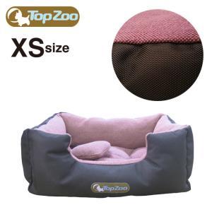 TopZoo ドゥドゥコージー キャンバスピンク XS|mederuno-y