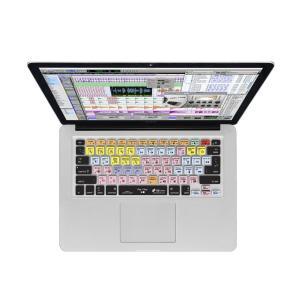 "[""Pro Toolsのショートカットがプリントされたキーボードカバー"", ""MacBook/Mac..."