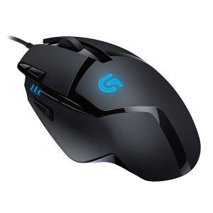 Logicool G ゲーミングマウス  G402 ブラック usb 有線 FPS  ゲームマウス ...
