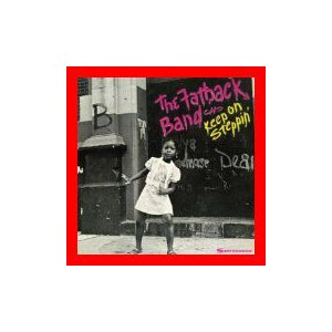 Keep on Steppin [Import] [CD] Fatback Band