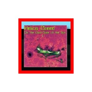 On The Dark Side Of The Sun [CD] Helios Creed