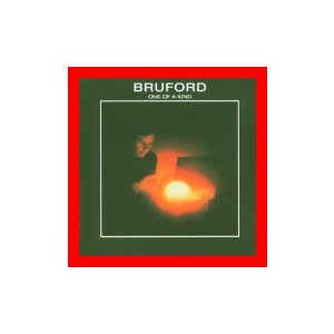 One of a Kind [CD] [Import] [CD] Bill Bruford