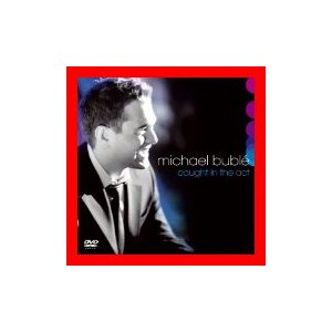 Caught In The Act [CD+DVD] [NTSC] [Import] [CD] Michael Buble
