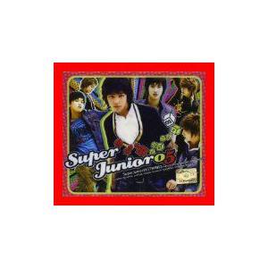 Super Junior 1集 - Super Junior 05(韓国盤) [Import] [CD] Super Junior