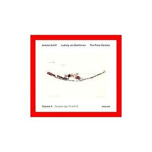 ベートーヴェン:ピアノソナタ第5番&第6番&第7番&第8番 [CD] シフ(アンドラーシュ); ベートーヴェン