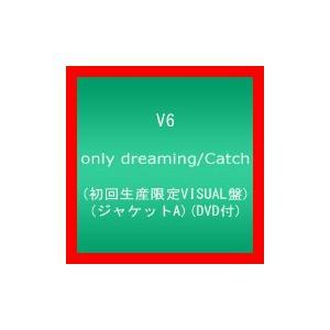 only dreaming/Catch(初回生産限定VISUAL盤)(ジャケットA)(DVD付) [Single] [CD+DVD] [CD]…