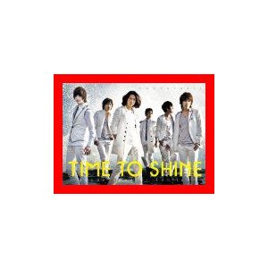 TIME TO SHINE ‐Japan Special Edition‐(DVD付) [CD+DVD] [Limited Edition] …