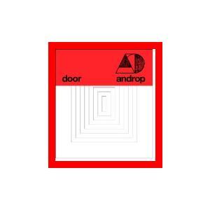 door(初回プレス分「8枚の扉」仕様) [Limited Edition] [CD] androp