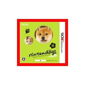 nintendogs + cats 柴& Newフレンズ