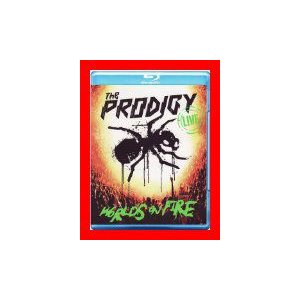 Live World's on Fire [CD+Blu-ray] [Import] [Blu-ray] Prodigy