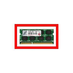 Transcend JetRam ノートPC用増設メモリ PC3-12800(DDR3-1600) 4GB  JM1600KSN-4G