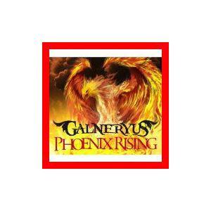 状態:【新品】  【 商品名 】 PHOENIX RISING [CD] GALNERYUS  ★当...