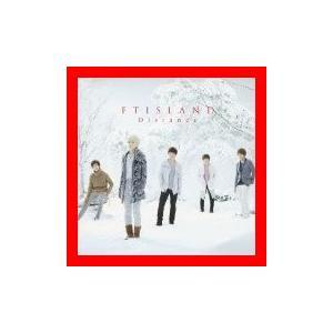 Distance(初回限定盤A)(DVD付) [CD] FTISLAND