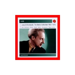 Leopold Stokowski: The Stereo Collection 1954-1975 [Box set] [CD] [Impo…
