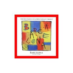 状態:【新品】  【 商品名 】 バルセロナ(オーケストラ・ヴァージョン) [CD] フレディー・マ...