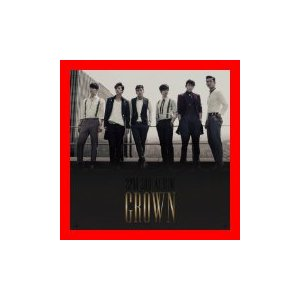 2PM 3集 - Grown (Version A) (韓国盤) [Import] [CD] 2PM