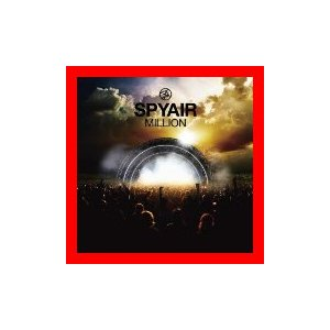 MILLION(初回生産限定盤A)(DVD付) [CD+DVD] [Limited Edition] [CD] SPYAIR