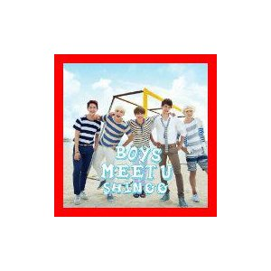 Boys Meet U (通常盤)(CDのみ) [Single] [Maxi] [CD] SHINee