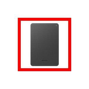 BUFFALO ミニステーション USB3.0用 ポータブルHDD 1TB ブラック HD-PCF1.0U3-BB