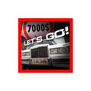 LET'S GO! [CD] セブン・サウザンド・バックス