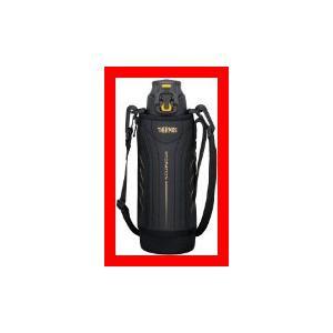 THERMOS 真空断熱スポーツボトル 1.0L ブラック FFZ-1000F BK