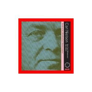 カール・ニルセン:交響曲 第5番&第6番[SACD-Hybrid] [CD] ニューヨーク・フィルハーモニック; アラン・ギルバート