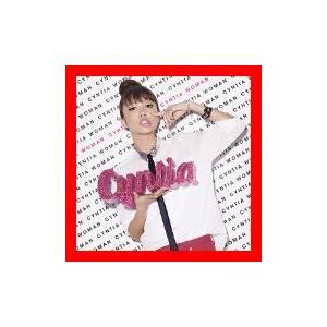 WOMAN【初回限定盤A】(CD+DVD) [CD] Cyntia