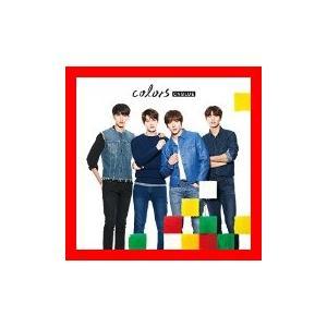 colors(初回限定盤A)(DVD付き) [CD] CNBLUE